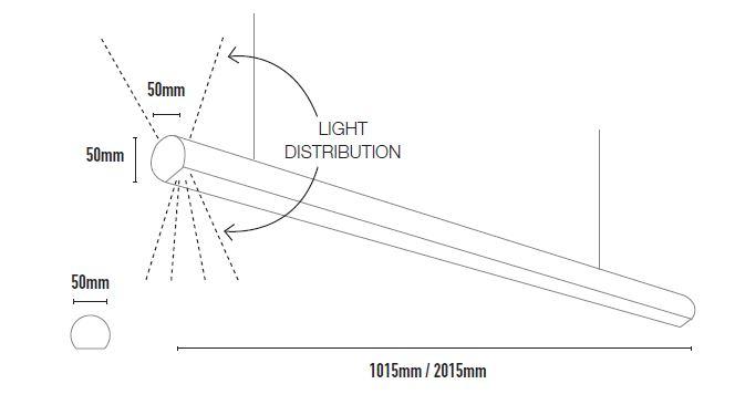 masson for light phoebe led pendant up  u0026 down